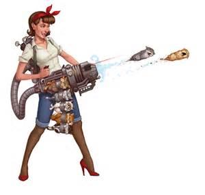 cat gun kitten gun politics