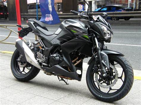 Kawasaki Z250 Picture by Maker Certified