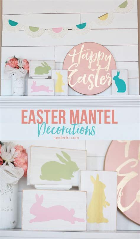 easter crafts mantel easter sign idea landeelu com