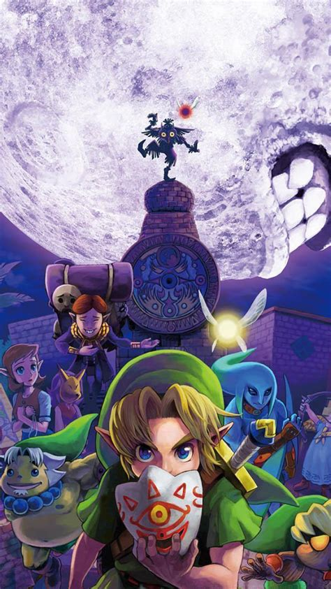 Iphone Wallpaper Zelda Zelda Iphone Wallpaper For Iphone 6