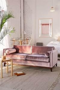sofa awesome pink velvet sofa dusty pink velvet tufted With pink velvet sectional sofa