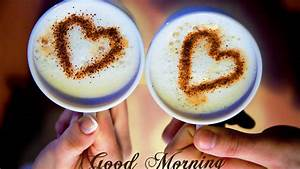 Romantic, Love, Cups, Hearts, Good, Morning, Love, Hd, Wallpapers