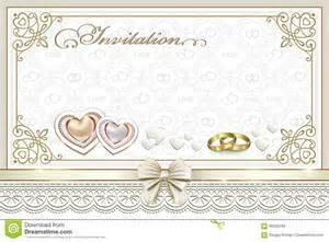 texte pour fã licitation mariage carte d 39 invitation de mariage illustration de vecteur image 66926299