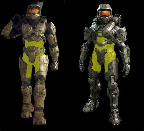 Master Chiefs New Armor Makes No Sense Halo 5