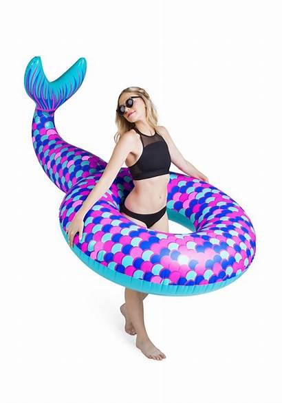 Mermaid Pool Float Tail 5ft Fun