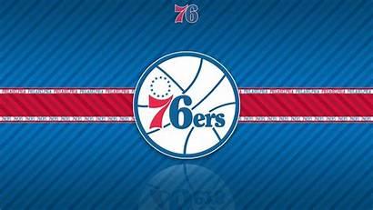 Wallpapers Philadelphia Nba Team 76ers Logos Background
