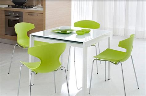 modern white kitchen table stunning kitchen tables and chairs for the modern home