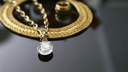 Gold Chain Wallpapers Jewelry Pendant