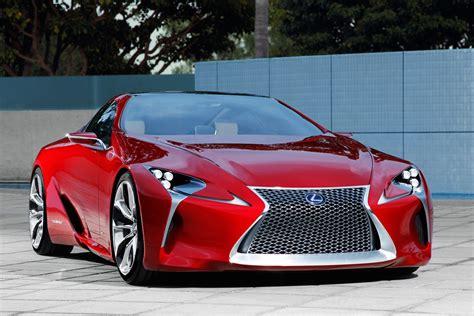 Cars Gto 2018 Lexus Lf Lc Sport Coupe Concept