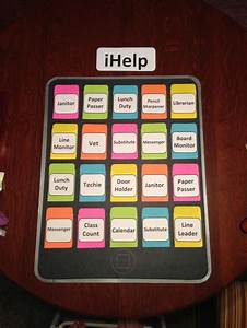 How To Make A Chore Chart Primary Classroom Displays For Ks2 Year 3 Year 4 Year