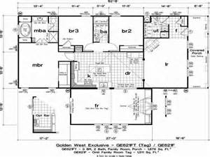 floor plans for manufactured homes floor collection of home plans design