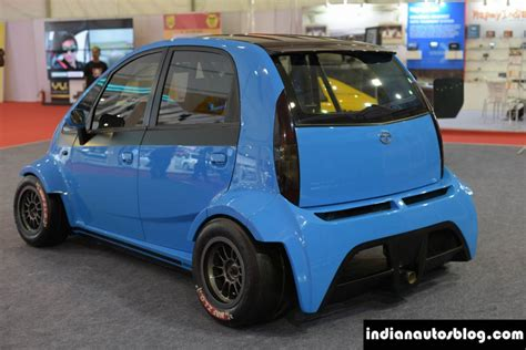230 Hp Tata Nano Is World's Cheapest Supercar