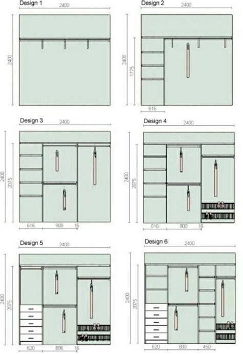Dimensões Para Closet E Guardaroupa Planejado! Dicas