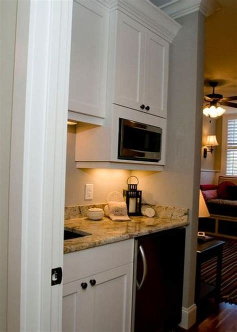 Kitchen Pantry Design Ideas - the differences between a kitchen and a kitchenette