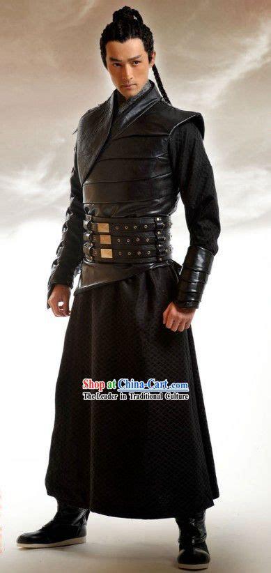 ancient chinese swordsman costume complete set suits