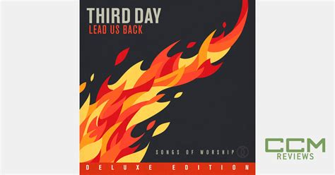 Third Day: 'Lead Us Back: Songs of Worship (Deluxe Edition ...