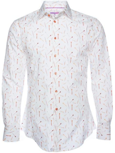 chemise de cuisine chemise ustensiles de cuisine cintrée
