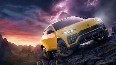 Forza Horizon 5k Lamborghini Urus Ultra Wallpapers