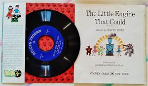 Read And Hear Book And Record The Little Engine That Could ...