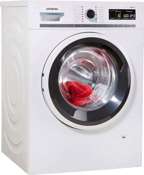siemens wm 14 e3 eco testberichte siemens wm14w7eco waschmaschine im test 02 2019