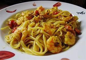 Pasta Mit Garnelen : spaghetti mit garnelen von mamatuktuk ~ Orissabook.com Haus und Dekorationen