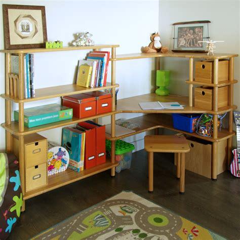 bureau d enfants bureau d 39 angle enfant saturne modulotheque com