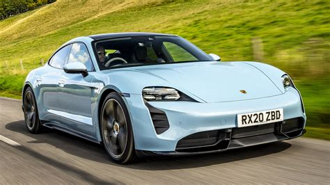 2020 Porsche Taycan S (UK) - Wallpapers and HD Images ...