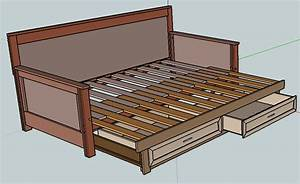 pull out daybed do it yourself furniture With diy pull out sofa bed