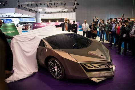 Qatar Motor Show 2017 Set To Showcase Automotive