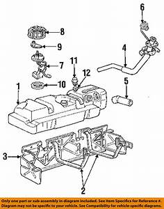 Ford Oem Fuel System
