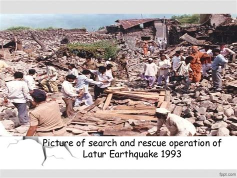 When Earth Shook, Impact & Cause Of Earth Quake