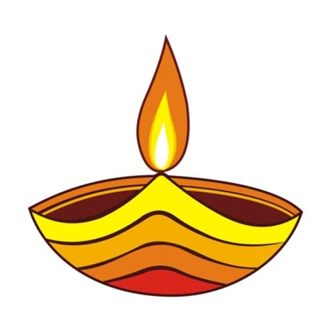 Pooja Lamp Vector  Free Vector Download In Ai, Eps