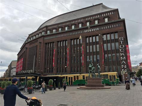 Stockmann, Helsinki : europe