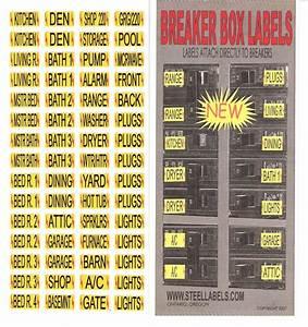 Shop Owners - Super Combo Tool Organizer Label Set