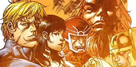 How Marvel's Eternals are a Universe apart from X-Men ...