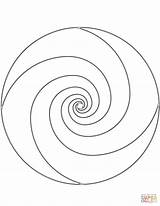 Coloring Pages Spiral Mandala Printable Dot Paper Drawing 34kb 1159 1500px sketch template