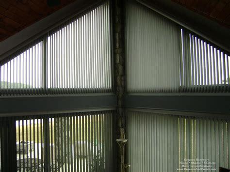 graber vertical blinds for angled windows home decor i
