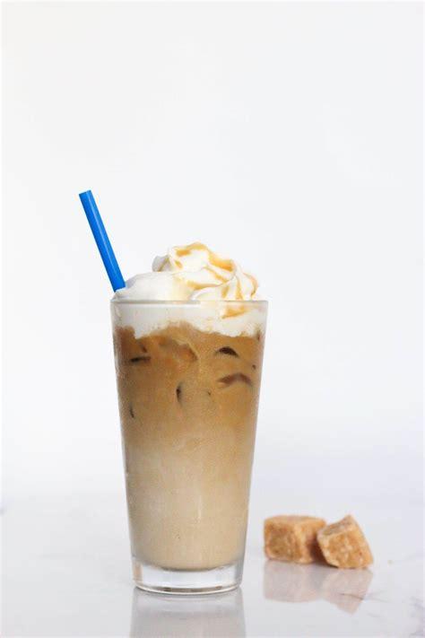 caramel macchiato iced nutrition information besto blog