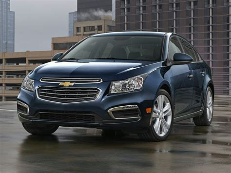 New 2015 Chevrolet Cruze  Price, Photos, Reviews, Safety