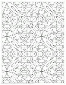 Cool Pattern Coloring Pages for Adults