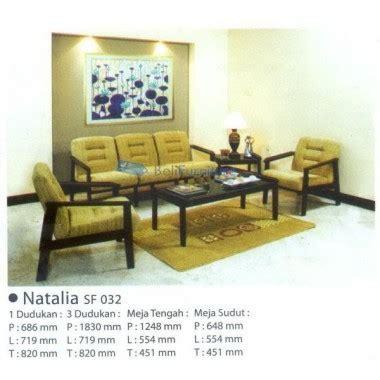 Ligna Sofa Natalia (SF 032) murah, bergaransi, dan lengkap