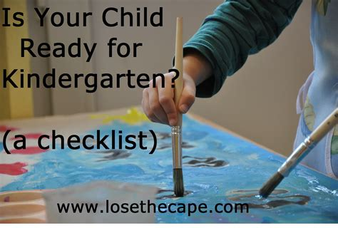 is your child ready for preschool is your child ready for kindergarten 957
