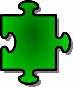 Autism Puzzle Piece Clip Art - ClipArt Best