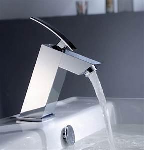 Changer Un Robinet De Lavabo : changer joint robinet mitigeur great demonter un robinet ~ Melissatoandfro.com Idées de Décoration