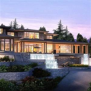best 25 modern mansion ideas on pinterest luxury modern With modern houses interior and exterior