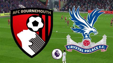 【EPL Live SPORT ᴴᴰ 】Crystal Palace vs Bournemouth live ...