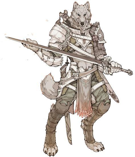 wolf walker  race dd wiki