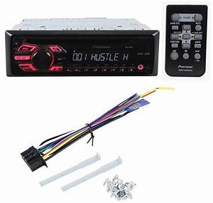 Pioneer Deh Mp3 Player Receiver