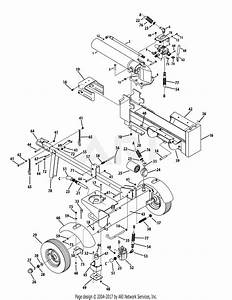 Mtd 24bf51mx700  2015  Parts Diagram For General Assembly