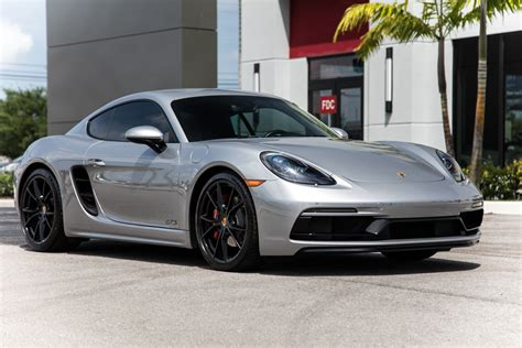 18,213 miles · houston, tx. Used 2019 Porsche 718 Cayman GTS For Sale ($77,900)   Marino Performance Motors Stock #278084